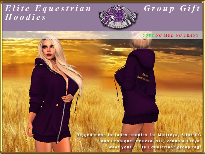 *Elite Equestrian* Group Gift