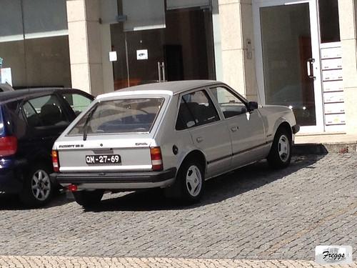 Opel Kadett 1.3 S - Sever Do Vouga