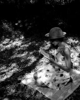 La lectrice impressionniste / The impressionist reader