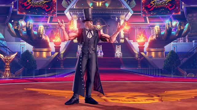 Street Fighter V: G