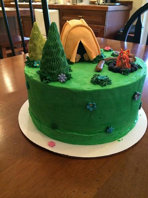 Cake by WoodLand Cakes