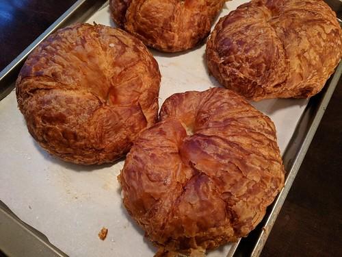 Plain Croissants