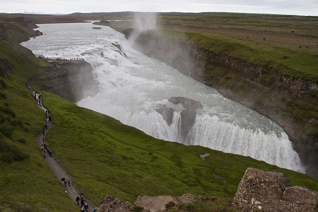 Gullfoss 4, Canon EOS 7D, Canon EF-S 18-135mm f/3.5-5.6 IS STM