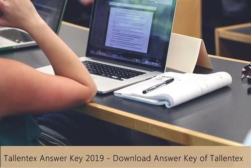 tallentex answer key