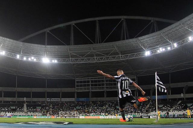 Botafogo 1 x 1 Palmeiras