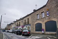 Rue Maréchal Leclerc - Photo of Mellé