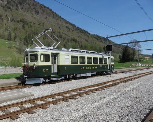 Trains du G.F.M. Historique (Suisse)
