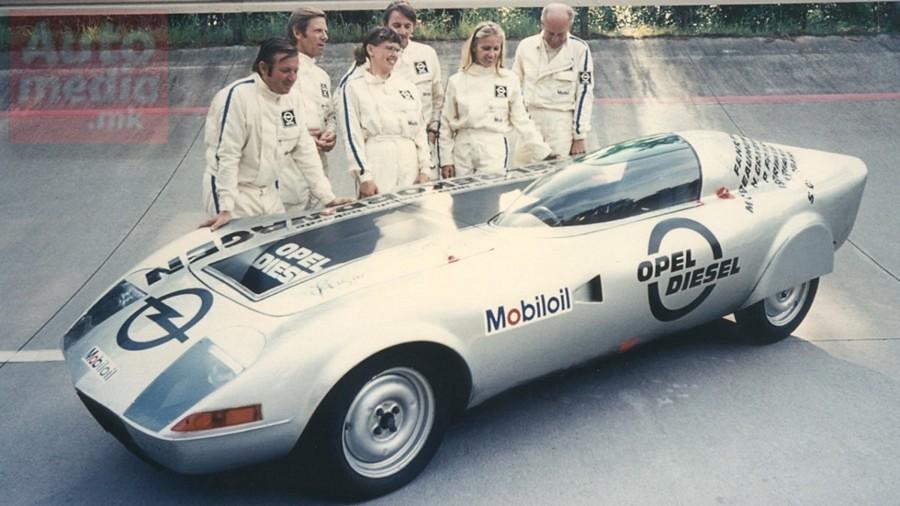 Opel GT istorija 21