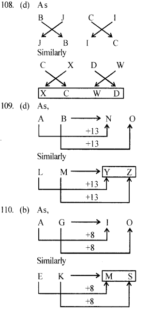 ssc-reasoning-solved-papers-analogy - 23