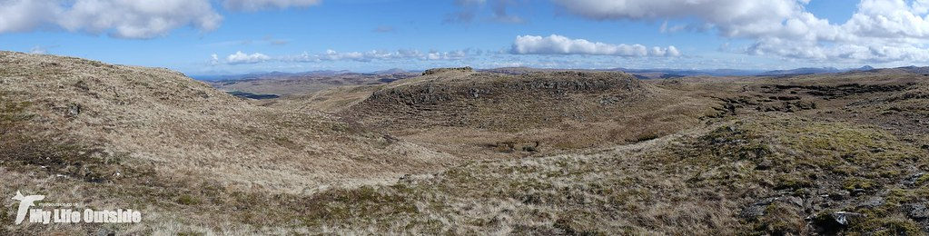 P1140359 - The Amphitheatre Walk, Isle of Mull