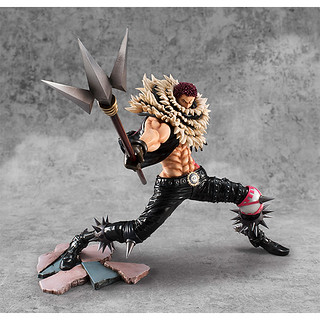 Portrait of Pirates P.O.P. Charlotte Katakuri One Piece SA-MAXIMUM MegaHouse