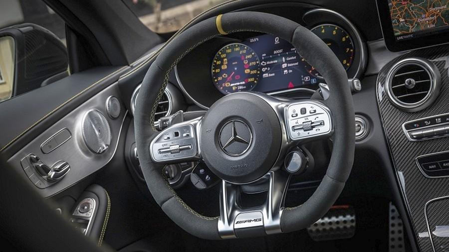 Mercedes-AMG C 63 4
