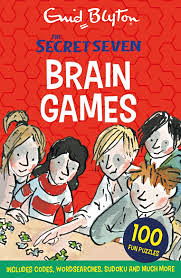 Secret Seven Brain Games