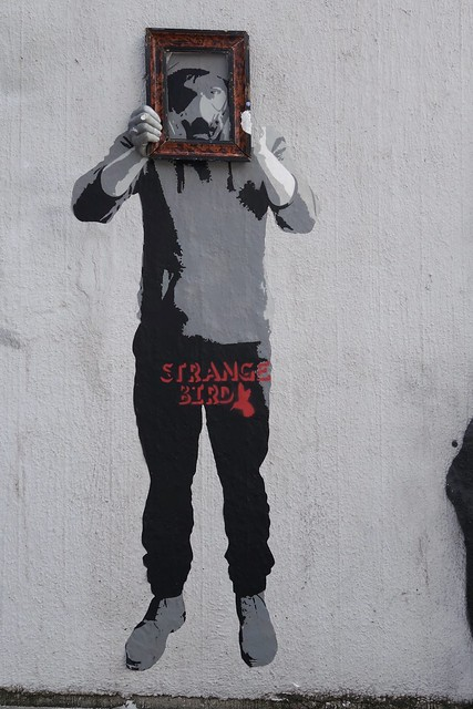 By Strange Bird (Place d'Espagne, Bruxelles)