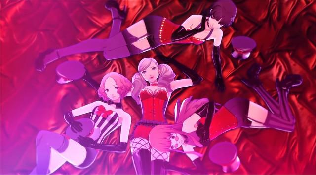 Persona 5 Dancing Starlight - Cabaret