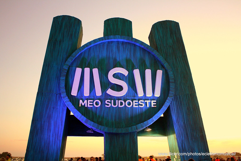 MEO Sudoeste 2018