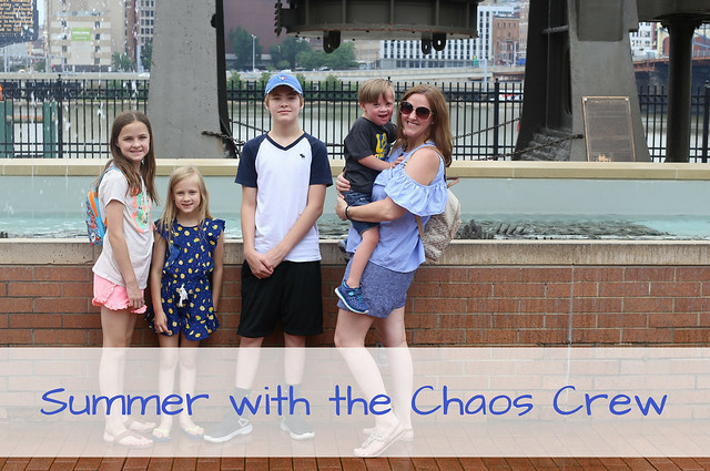 Summer with the Chaos Crew