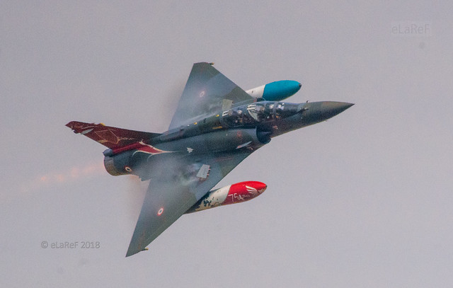 624 Dassault Mirage 2000D, Pentax K-5 II, Sigma