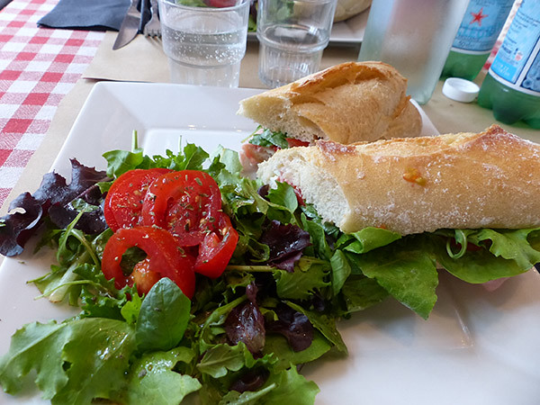 sandwiches italiens
