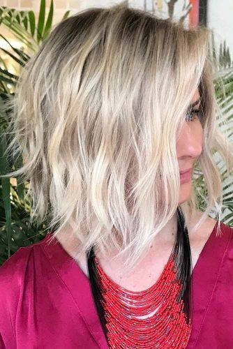 Best Medium Length Haircuts For Any Styles |Trendy Hairstyles 3