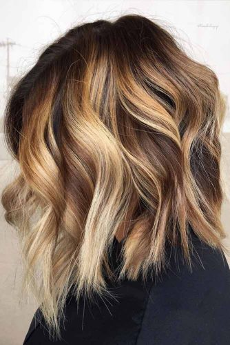 Best Medium Length Haircuts For Any Styles |Trendy Hairstyles 12