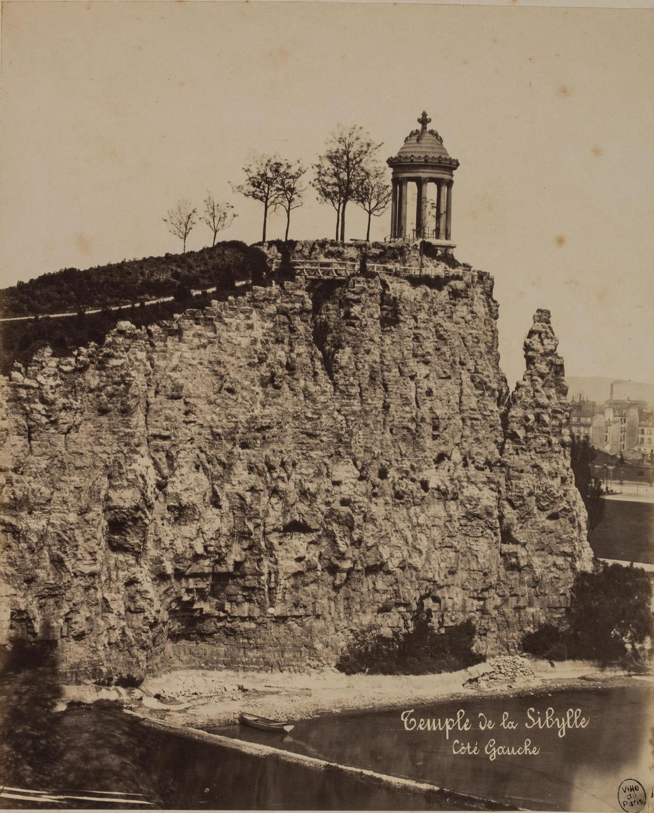 10. Храм Сивиллы, левая сторона