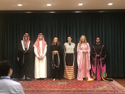 #NSLCINTL Visits the Embassy of Saudi Arabia