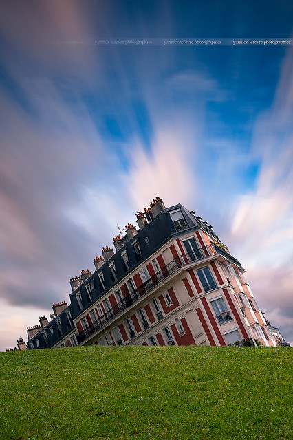 Titanic sur Montmartre - Paris -