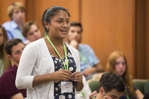 #NSLCLAWA Students Learn About the DEA