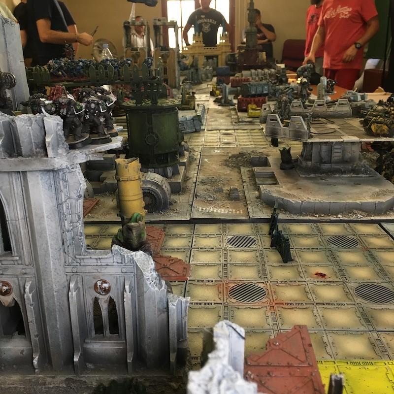 Medal of Colors Assault on Molech battle-15
