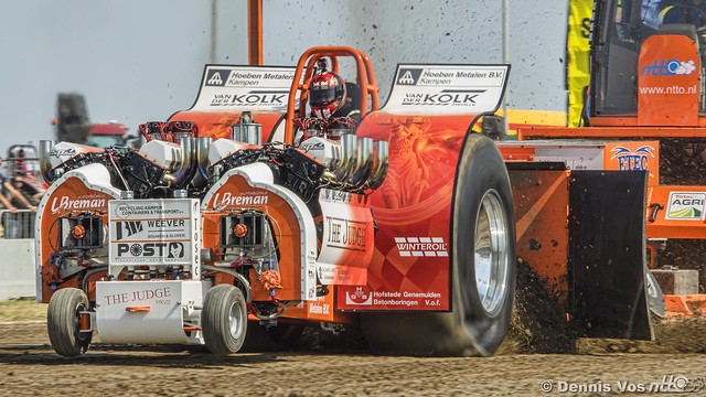 NTTO Outdoor Cadzand 2018 Modifieds 2018