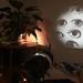 Slide Eyes Projected