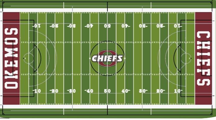 Okemos High School to Install a Turf Field by Fall