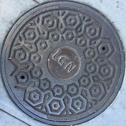 sf manhole cover