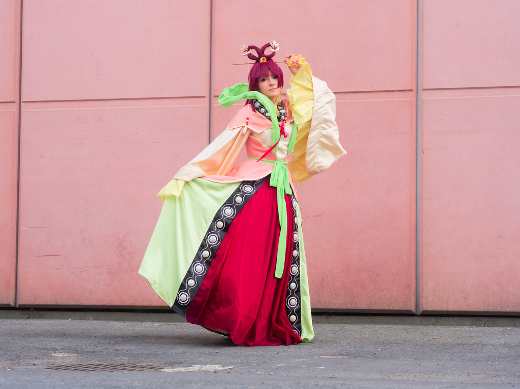 related image - Japan Expo 2018 - P1255835