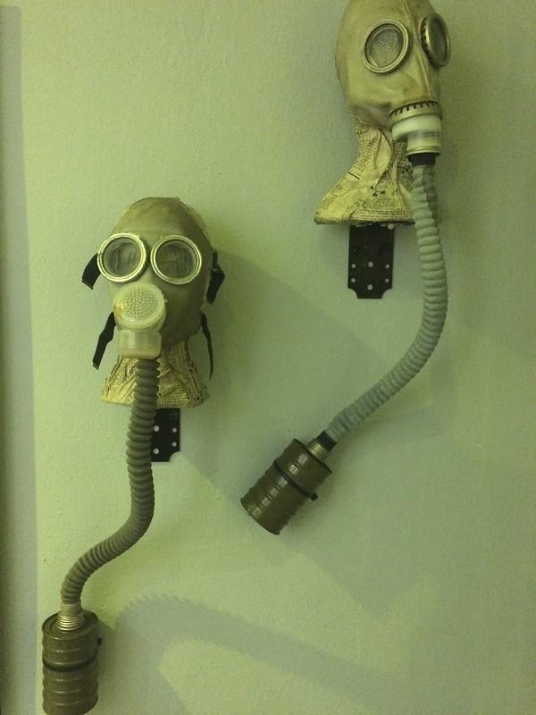 Bunk Art Gas Masks 04