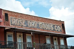 Texas, Wills Point, Rose Dry Goods Co.