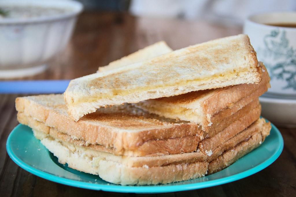 Meng Joo Kee Kaya Toast (Side)