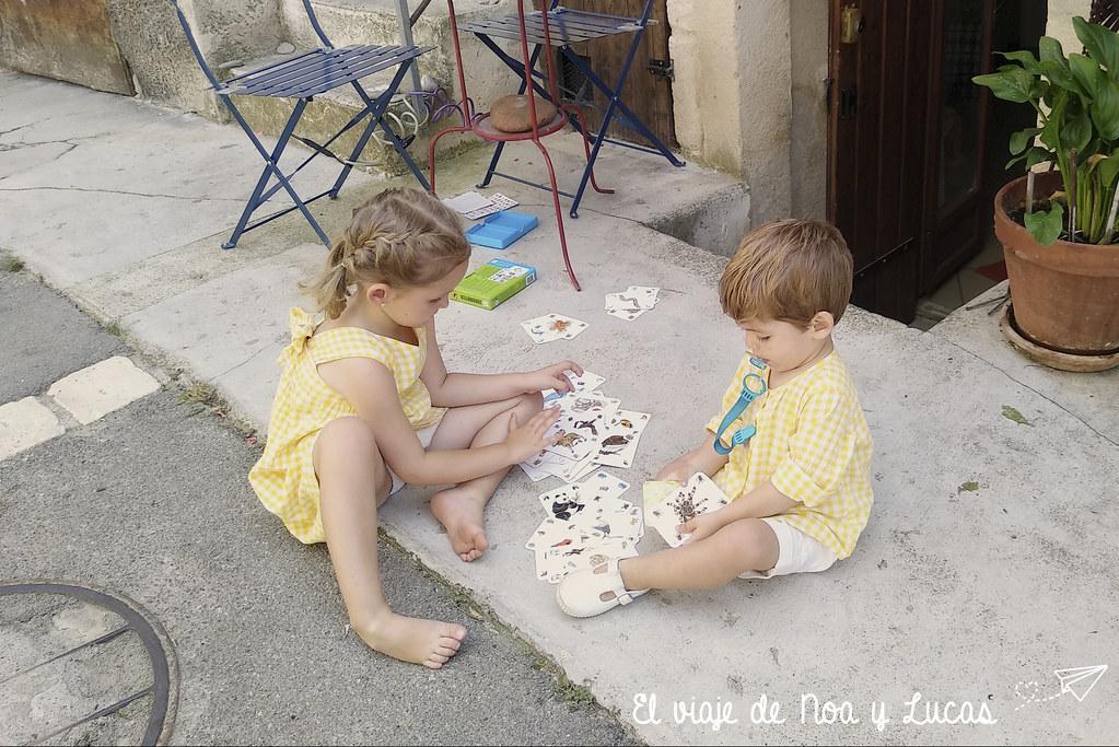 Aprendiendo a jugar juntos
