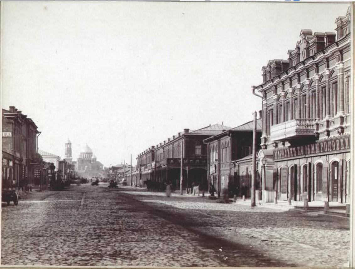 Вид по улице Соборной