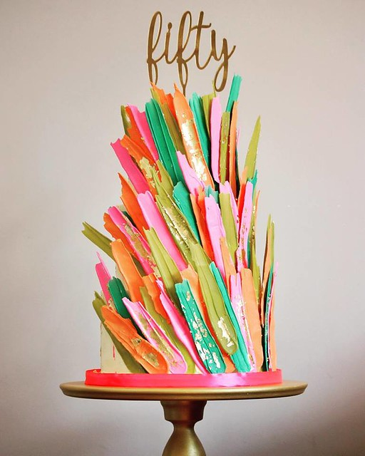 Festival Cake by Andi Freeman Cakes
