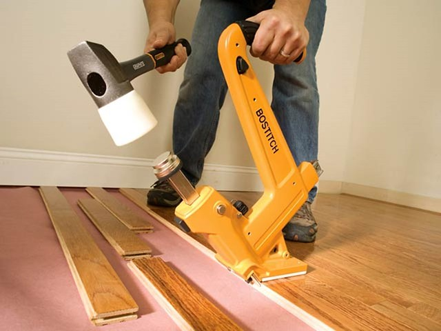 How To Lay Solid Wood Flooring