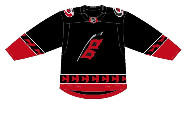 46d686008 The Hurricanes actually came out with a new third jersey design this summer