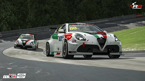 RaceRoom Alfa Romeo Giulietta TCR 2