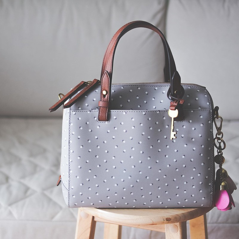 FOSSIL Rachel Satchel - review