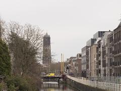Zicht op de Dom, Utrecht.
