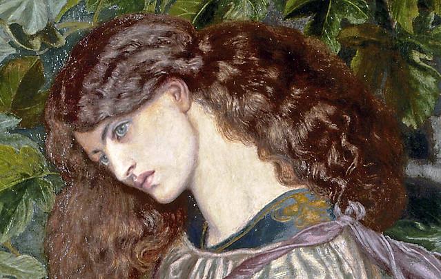 Dante Gabriel Rossetti - La Pia de' Tolomei [1868-80]
