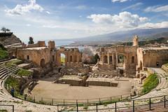 Taormina - Ancient Theatre