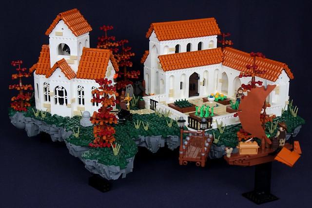 Olureon Monastery