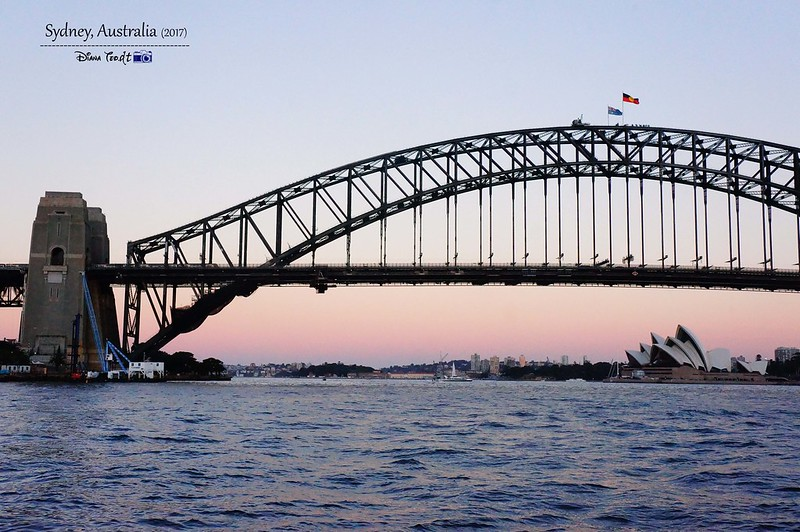2017 Australia Sydney Harbour Bridge & Opera House